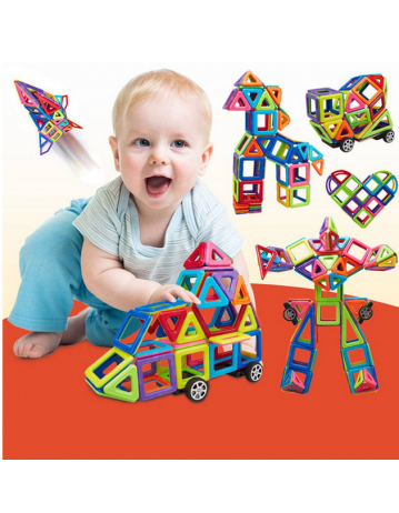 64/95PCS Building Blocks Education Toys Set