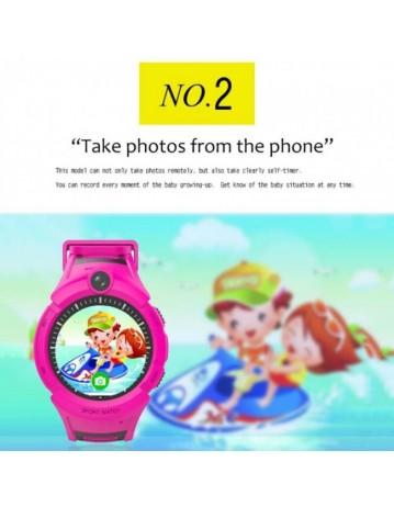 Q610 GPS Children's Smart Watch