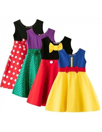 Princess  Dress  Kids Costume