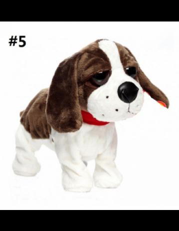 Electronic Walk Cute Interactive Dog