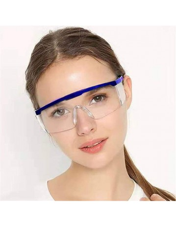 Safety Protective Glasses with Anti Fog Scratch Resistant Lenses