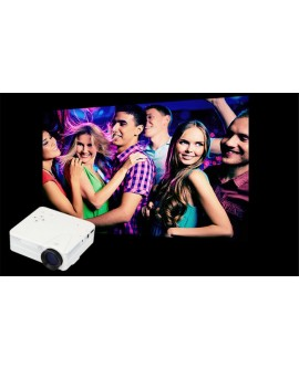 H80 HD 1080P Home Portable Mini Projector