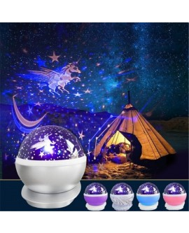 Unicorn Starry Sky Projection lamp