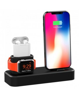 Multi-function Apple Charging Base
