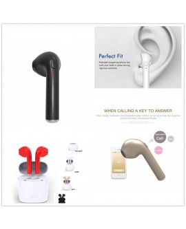 Wireless Bluetooth Earphone With Charge Box