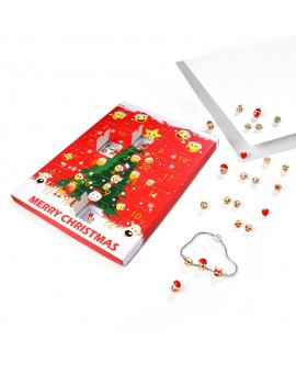Christmas Emoji Fashion Accessories Set