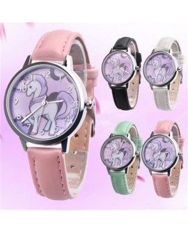 Unicorn Woman Wrist Watch