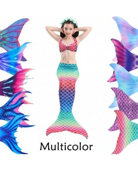 Children Mermaid Tail  Cosplay Costume