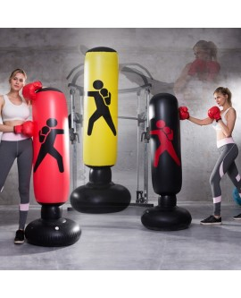 Free Standing Inflatable Boxing Punch Bag