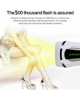50000 Flash Laser & IPL Photon Permanent Hair Removal Epilator Device