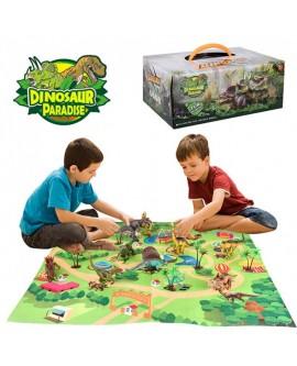 Dinosaur World Game Carpet Toy