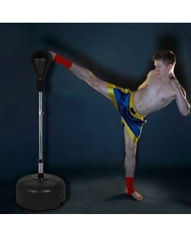 Adjustable Reflex Punching Boxing Speed Standing Bag