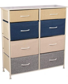 8-Wide Chests of Drawers