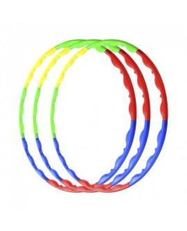 Adjustable Detachable Indoor Outdoor Fitness Gymnastic Hula Hoop
