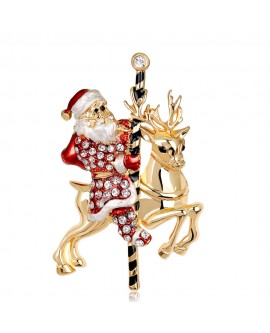 Fashion Christmas Brooch Jewelry