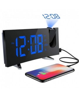 Time Projection Ceiling Alarm Clock