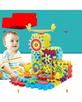 3D Puzzle Building Blocks