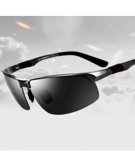 Aluminum Men Pilot Sunglasses