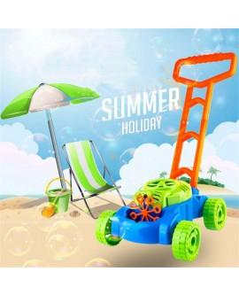 Kids Auto Bubble Lawn Mower Toys