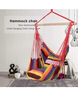 Hanging Rope Swing Chair